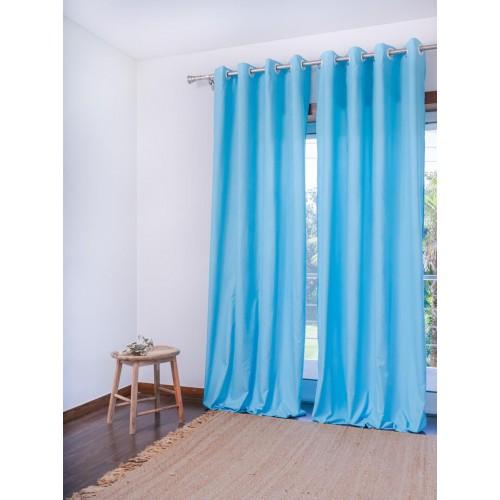 DRI - [Cortinado - Azul Turquesa]
