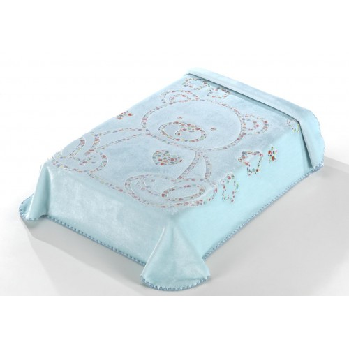 ARTISTA - I04 [Cobertor - Azul]