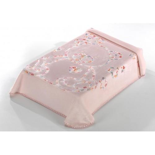 ARTISTA - I04 [Cobertor - Rosa]