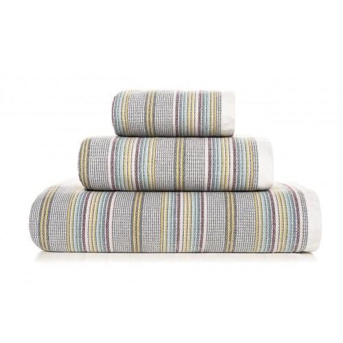 ICON - [Conjunto de três (3) toalhas de Banho - Multicolour]