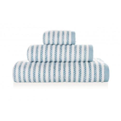 NEW YORK - [Conjunto de três (3) toalhas de Banho - Blue]