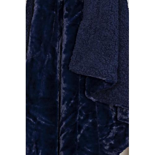 CAXIAS - [Manta Decorativa - Azul]