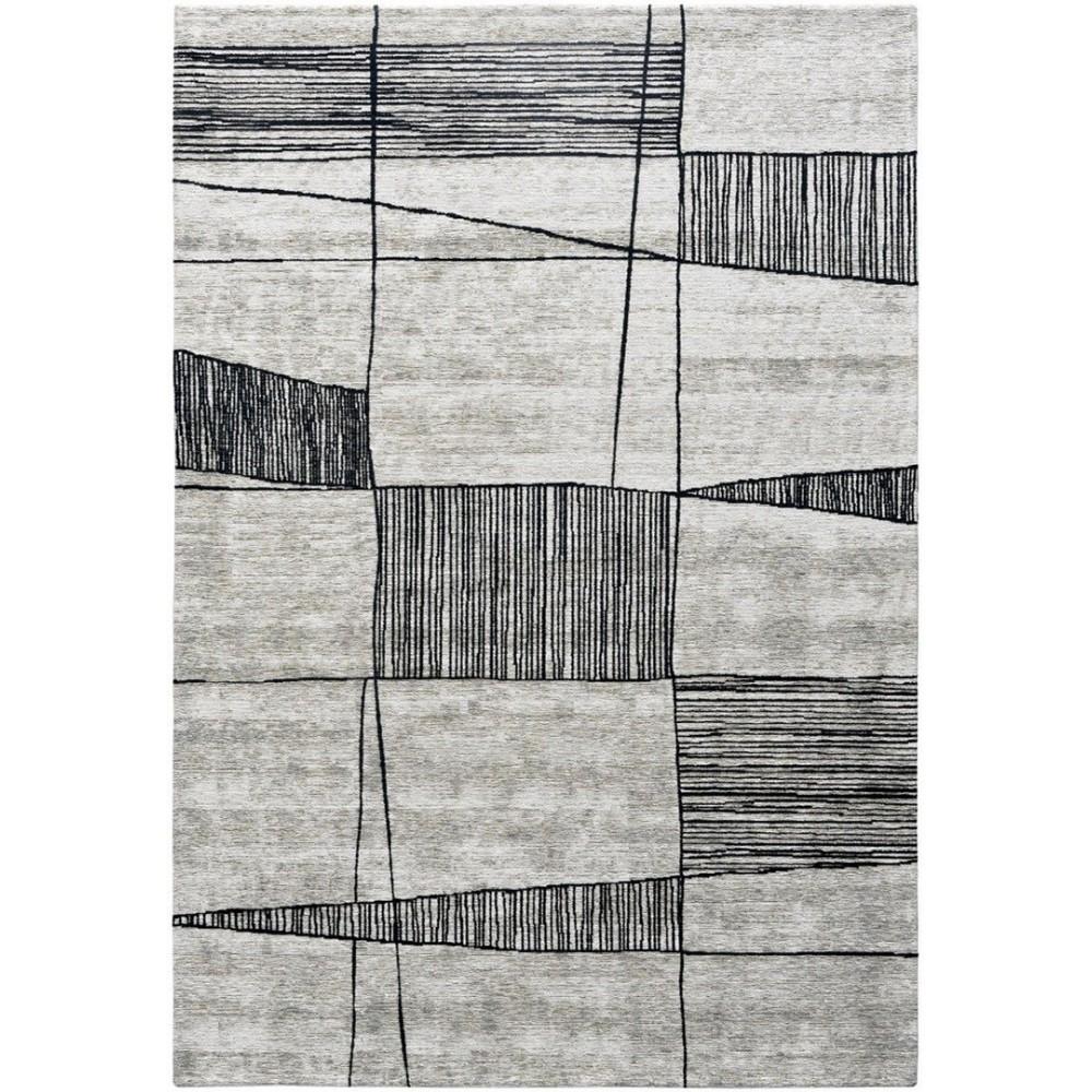 ABREU - 749 [Tapete - Silver/Black]