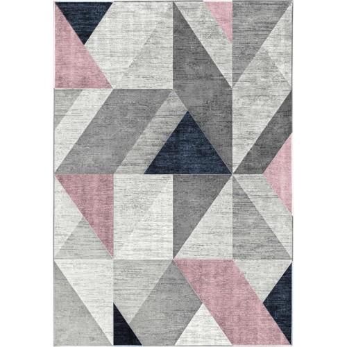 ETNICAL - 14997-6616 [Tapete - Grey/Pink]