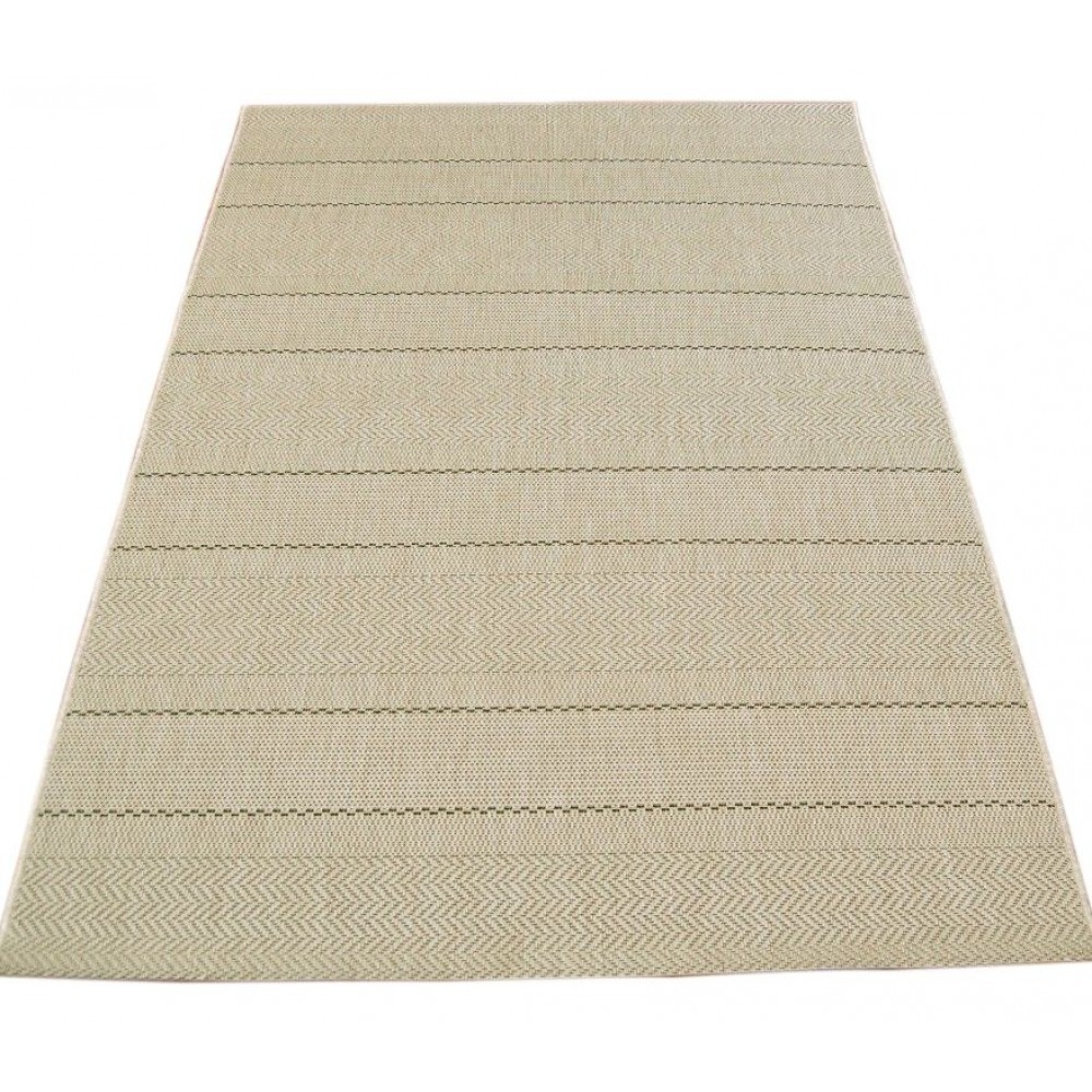 VEIGA - PAT03 [Beige Stripe]