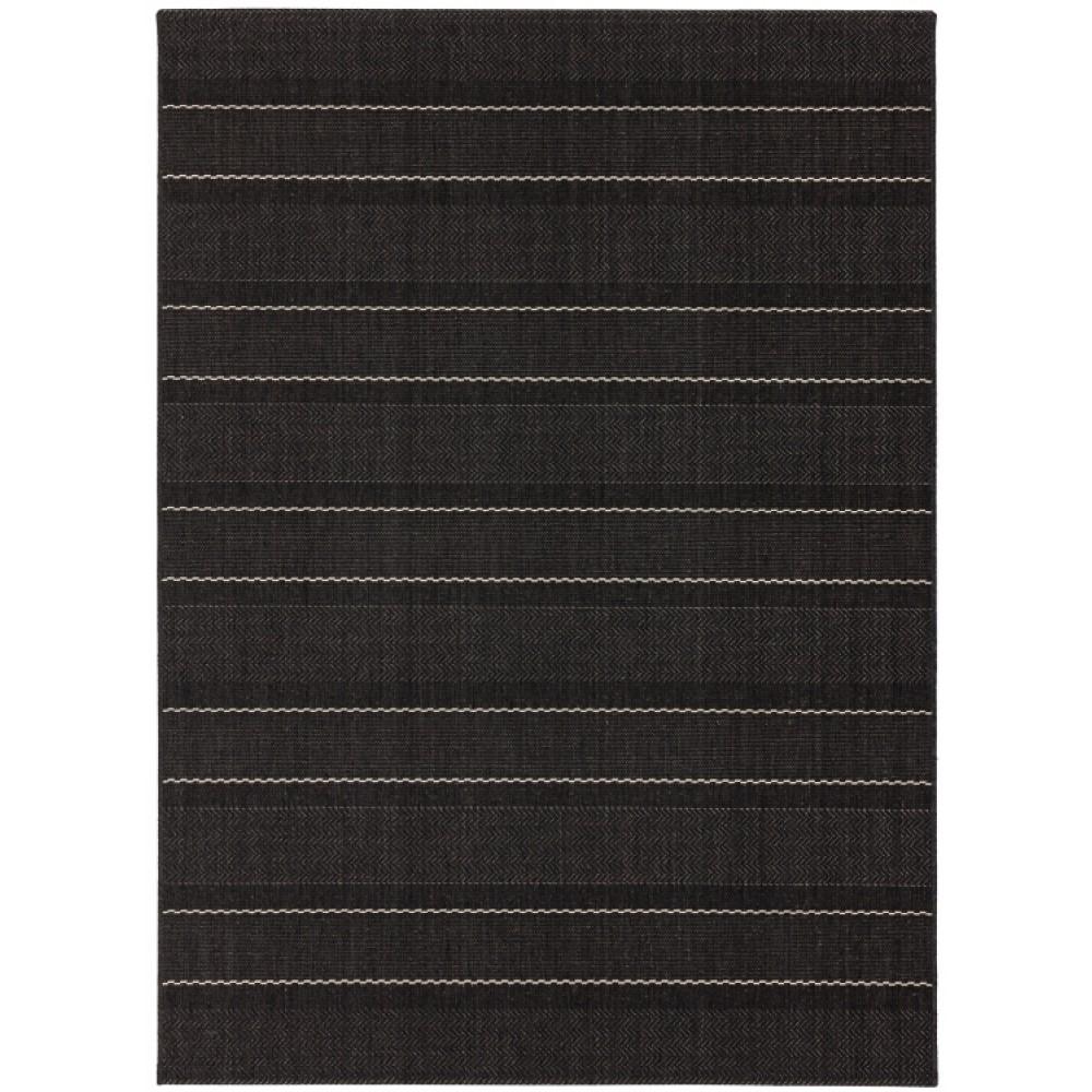 VEIGA - PAT05 [Charcoal Stripe]