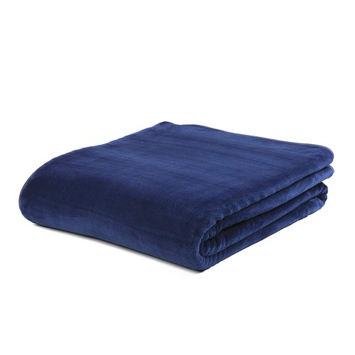 LIBERDADE - B93-25 [Cobertor - Azul Marinho]