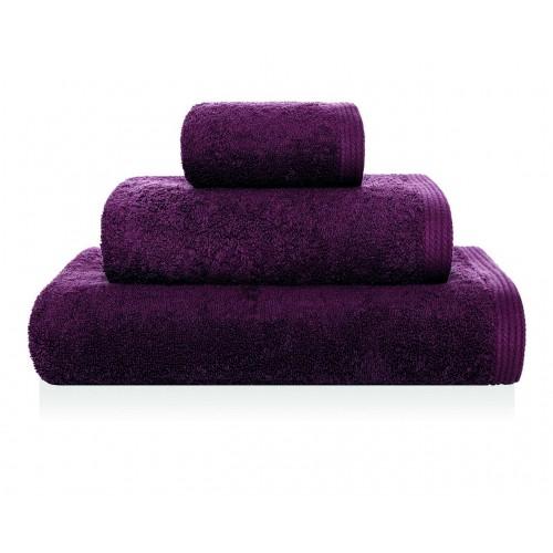 NEW PLUS - [Conjunto de três (3) Toalhas de Banho - Bordeaux]