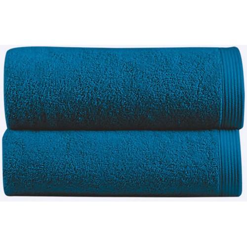 NEW PLUS - [Conjunto de três (3) Toalhas de Banho - Pétrol Blue]