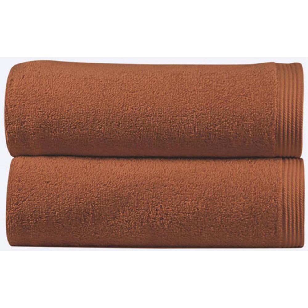 NEW PLUS - [Conjunto de três (3) Toalhas de Banho - Copper]