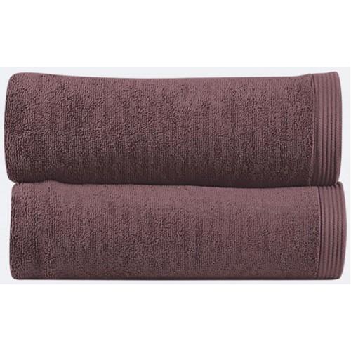 NEW PLUS - [Conjunto de três (3) Toalhas de Banho - Marsala]