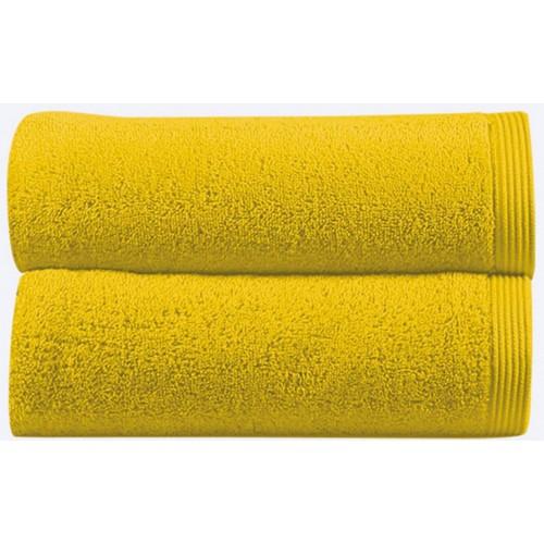 NEW PLUS - [Conjunto de três (3) Toalhas de Banho - Mustard]