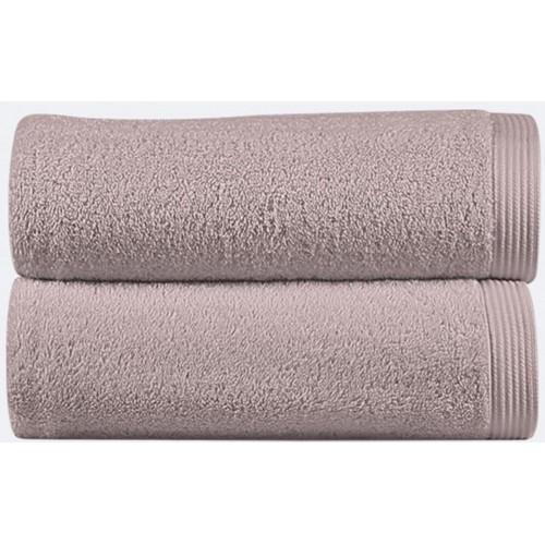 NEW PLUS - [Conjunto de três (3) Toalhas de Banho - Nude]