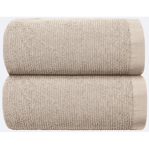 RIBBON - [Conjunto de três (3) Toalhas de Banho - Linen]
